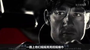 【牛叔】几分钟看炫酷黑白片《罪恶之城 大开杀戒》妓女联盟大战邪恶黑帮