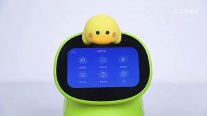 【当贝优选】布丁豆豆智能机器人(慧读版),培养孩子阅读好习惯