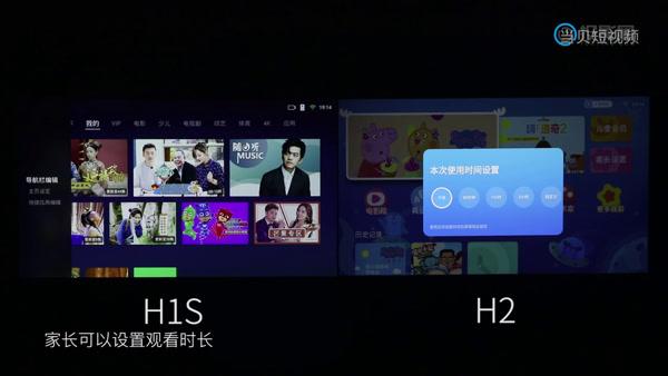 【投影网】极米H1S与H1S,两款产品究竟不同在哪?