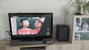 •酷开live-2单个音箱使用少一点低音衬托.