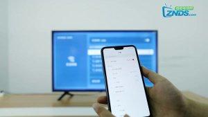 hisense电视怎么投屏教程