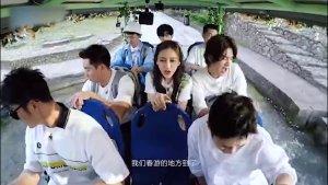 奔跑吧第4季•Baby蔡徐坤泥潭大战