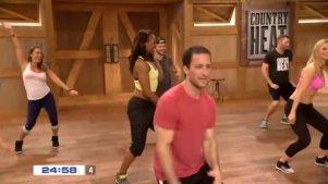 美国乡村热舞减肥操 多做这些动作 减脂更有效第2段