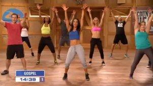 美国乡村热舞减肥操 多做这些动作 减脂更有效第4段