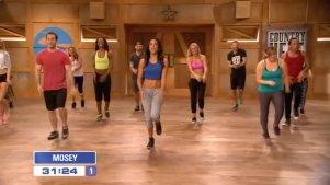 美国乡村热舞减肥操 多做这些动作 减脂更有效第1段