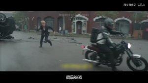【阿斗】外国游客精灵王子在上海被抢劫,《极致追击》剧情大揭秘