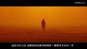 【馆长聊影】复制人的唯美命运之歌 十分钟详解2017最佳科幻电影《银翼杀手2049》