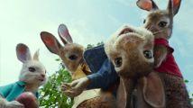 《比得兔》曝终极预告,零差评萌兔来袭!元宵节小心吸兔成瘾!
