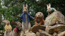 """英国""""葫芦娃""""级兔子《比得兔》来啦,陪你闹翻元宵!"""