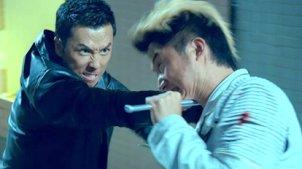 燃爆了!吴京最狠的反派形象,与甄子丹成就最高级别动作电影