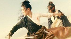 香港新派武侠巅峰,大漠中的爱恨情仇