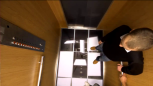 LG整蛊广告,这样的电梯你敢做吗,太逼真了