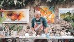 他是世界上唯一画不出直线的画家