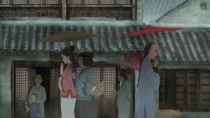 中国唱诗班系列动画短片《相思》
