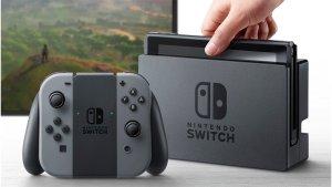 游戏主机新境界任天堂Switch上手