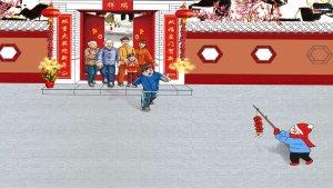 你小时候的春节是什么样子的?