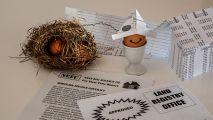 把1600度热的铁球放进10个鸡蛋蛋液中进行烹饪