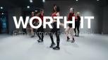 1M舞室May J Lee Worth It