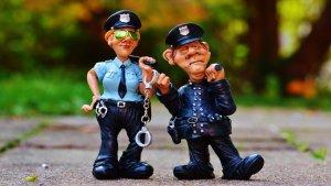 瞎看什么:神奇警察在哪里