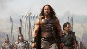 巨石强森对战九头蛇!5分钟看完,宙斯之子:赫拉克勒斯!