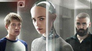人工智能机械姬竟然美貌色诱程序员!
