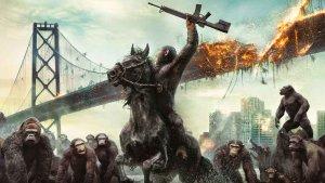 猩球崛起3,终极决战,人猿大战的历史渊源!