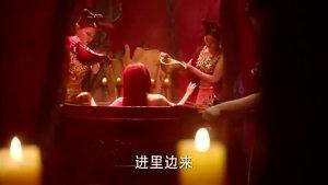 张萌马天宇裸浴未播出片段