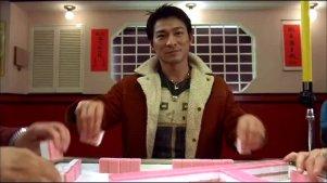 刘德华打麻将单挑刘青云,十八罗汉大四喜,连刘青云底裤都赢走了