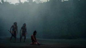 这部电影的片尾震撼了无数人,丛林的又一个生命诞生了