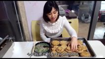 中国大胃王密子君(16个烧饼+5碗羊杂汤)