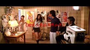 初次接拍电影,就和刘德华表演亲密对手戏