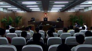 韩春明被告上法庭侵吞关老爷子财产