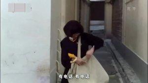 张柏芝遭遇黑社会大哥吴镇宇打劫,衣服还差点被扒光