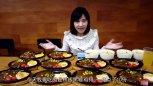 中国大胃王密子君(铁板黑椒鸡排)