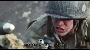 被誉为最好的战争片巷战场面,非常震撼