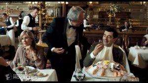 这样吃虾,憨豆先生是第一个