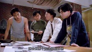 星爷重回学校念书被学费吓到,见到教导主任是达叔吓的裤子都掉了