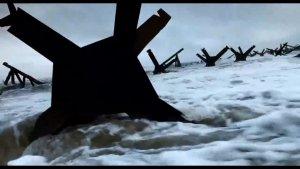 122艘船4万名美军抢滩登陆,8千名德军85挺重机枪严防死守