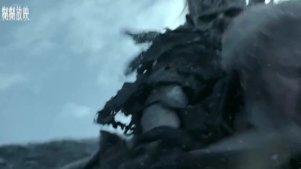 看到这些骷髅军队追杀人类,看的我好紧张!