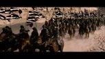 一个军队的人全部用弓弩和敌人作战,敌人还没到跟前就被打跑了