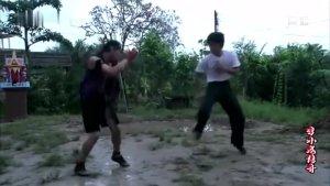 泰拳高手狂言挑衅李小龙!一会功夫就被打倒在地站不起来!