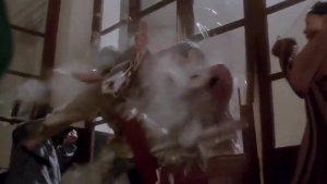 三个义和拳的妖人敢劫持李连杰 后果很严重