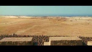 特洛伊之攻城为了一个女人片段