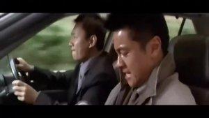 黄浩然追捕吴镇宇,枪战场面过得去!