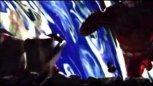赛罗奥特曼和师傅合力打败假奥特曼,帅气出场对战黑暗赛罗