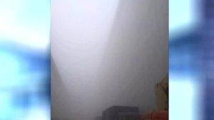 姚晨吐槽京城雾霾遭网友调侃 发蓝天图片:看我家乡的大蓝天