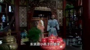永琪被迫放弃小燕子让紫薇感到不安,还好尔康会劝人!