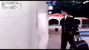 《中南海保镖》,李连杰这段表演太经典了