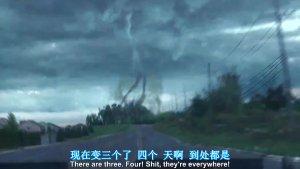 【刺激】龙卷风遇上火灾,瞬间变身火龙