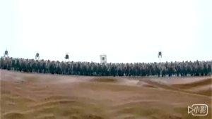 以一顶十,中国骑兵第一回合歼灭鬼子骑兵近一半